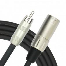GRANITE MP-485PR-3M XLR-RCA cable 3m