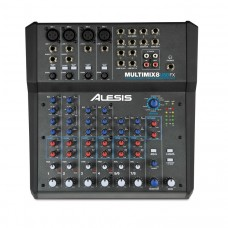 ALESIS Multimix 8 USB FX Console