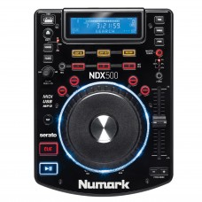 NUMARK NDX-500 Mono Desktop CD Player - Mp3