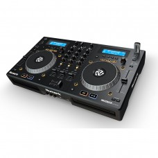 NUMARK Mixdeck Express Black Dual CD Player / Mixer