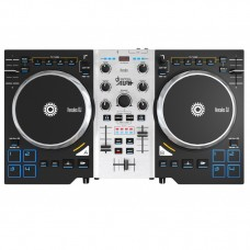 HERCULES DJ Control AIR + S Series USB DJ Controller