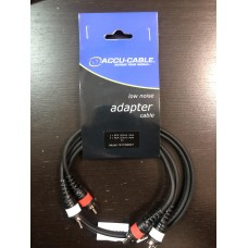 AC-R/1 RCA CABLE 1M