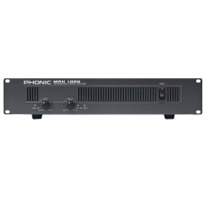 PHONIC MAX-1000 Amplifier 2x300W @ 4Ω