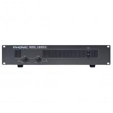 PHONIC MAX-1500 PLUS Amplifier 2x450W @ 4Ω