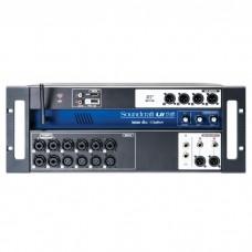 SOUNDCRAFT DIGITAL MIXING CONSOLE 12 MIC