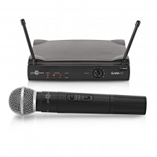 G4M-10 Single Handheld Wireless Microphone System
