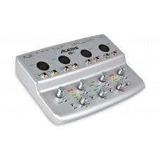 ALESIS iO4 USB Audio Card